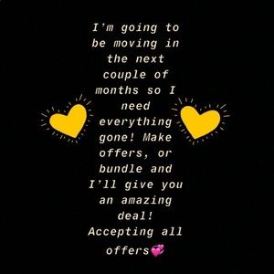 ❤️ACCEPTING TRADES AND ALL OFFERS!❤️
